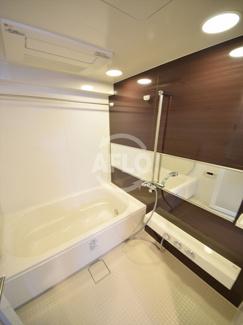 S-RESIDENCE淀屋橋 浴室