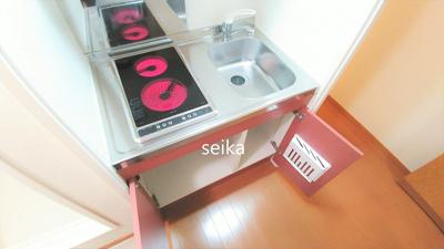 【キッチン】ピークシーダー