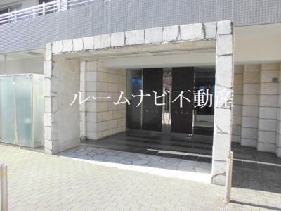 【エントランス】AXAS巣鴨Sta.