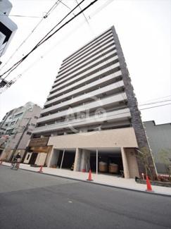 S-RESIDENCE淀屋橋 外観