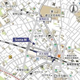 【地図】Scena M ~シェーナエム~