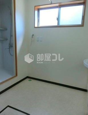 【洗面所】コーポ高木(中央1)