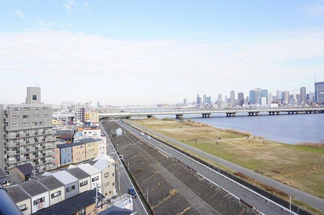 【展望】ファステートOSAKAシティゲート