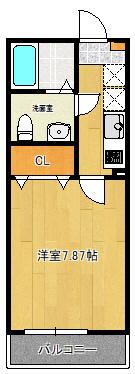 津田沼駅まで徒歩6分の築浅賃貸アパート!