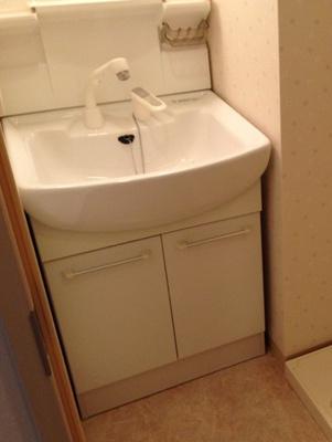 【独立洗面台】ファインステージ銀座イースト