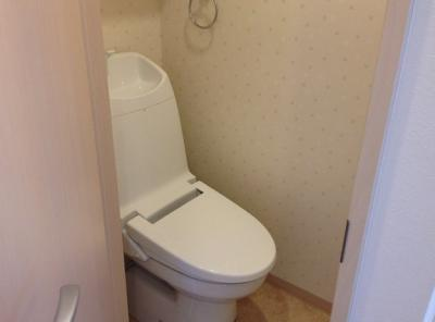 【トイレ】ファインステージ銀座イースト