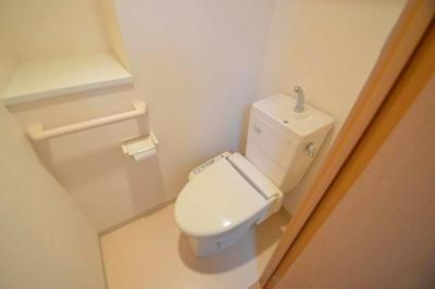 【トイレ】フローラ西原