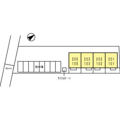 【区画図】イーストパーク