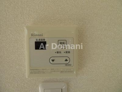 同タイプで別のお部屋の写真です。