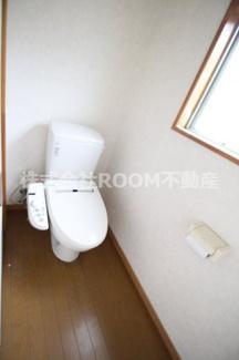 【トイレ】西町貸家