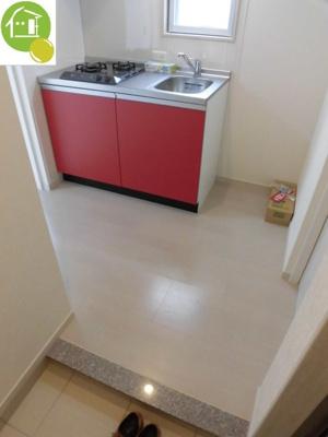 【キッチン】メイプルハウス寄宮
