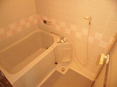 【浴室】ボーバンハイツ