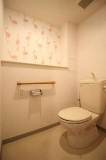 【トイレ】ウエストコート8番街1番館