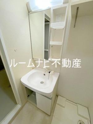 【洗面所】ケイズ王子神谷