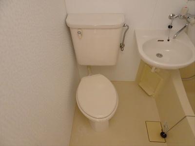 【トイレ】ベルプラザ