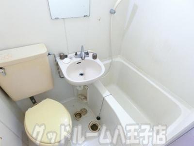 【浴室】スカイコート八王子