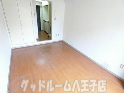 【居間・リビング】スカイコート八王子