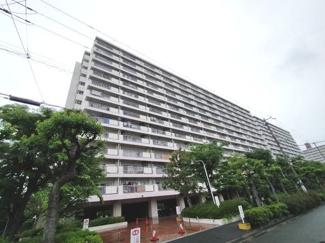 【外観】関目北すみれハイツ1号棟