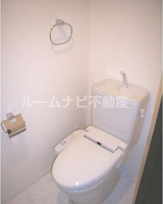 【トイレ】アデッソ本蓮沼