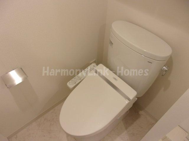☆CREVISTA北綾瀬☆コンパクトで使いやすいトイレです