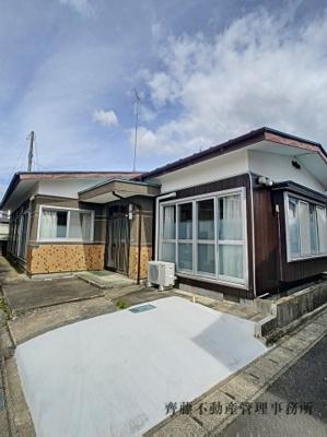 【外観】水押住宅