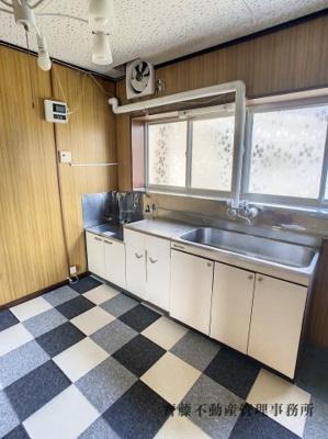 【キッチン】水押住宅