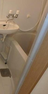 【浴室】ROSSO
