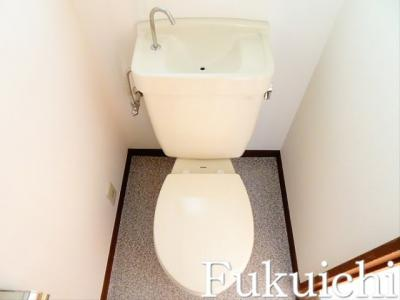 【トイレ】エトワール鷹番