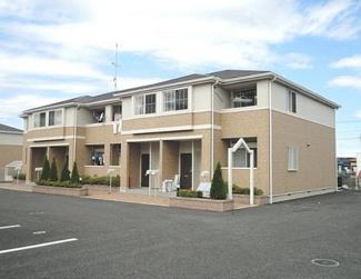 【外観】《満室!》埼玉県大里郡寄居町大字富田一棟アパート