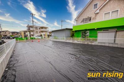 【周辺】武蔵村山市大南3丁目 売地 全1区画