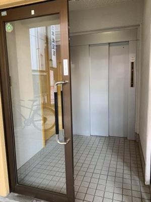 【エントランス】東武ビル唐戸