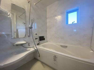 【浴室】灘区篠原中町4丁目 新築戸建て