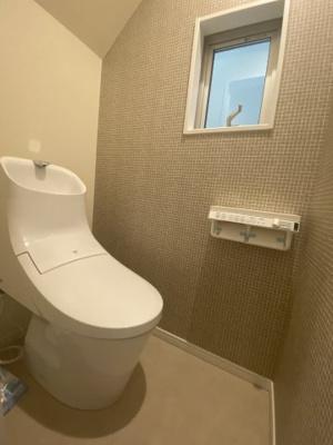 【トイレ】灘区篠原中町4丁目 新築戸建て