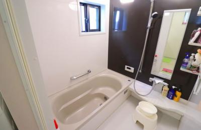 【浴室】浪速区芦原2丁目 中古戸建