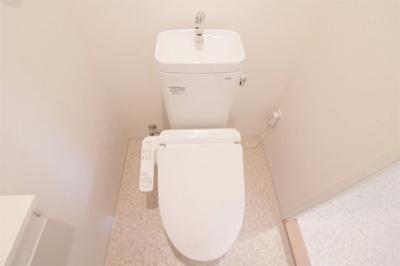 【トイレ】城北ハイツ1号館