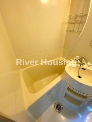 【浴室】コーポ青葉