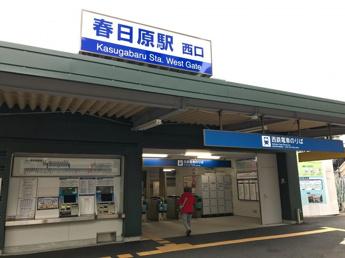 春日原駅 0.5km
