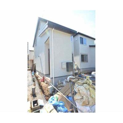 【外観】豊島区目白3丁目1LDK戸建