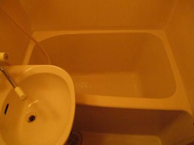 【浴室】レッツハイツ