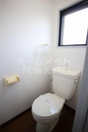 【トイレ】ハイツ渡辺2