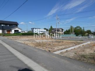 碧南市東山町新築分譲住宅2号棟写真です。2021年9月撮影