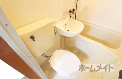 【浴室】テクノピア