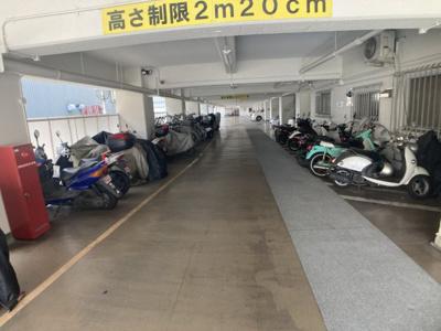 【駐輪場】茨木グランドハイツ