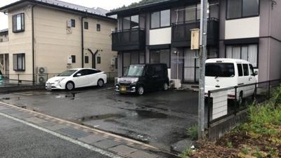 【駐車場】フラッツA