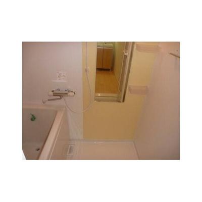 【浴室】ガーデンコート小茂根
