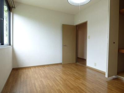 【寝室】総社第3マンション