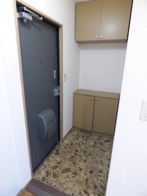 【玄関】総社第3マンション