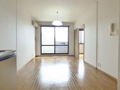 【居間・リビング】総社第3マンション