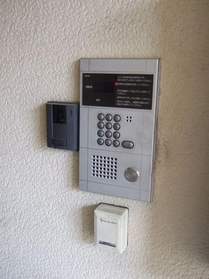 安心の「オートロックセキュリティ」