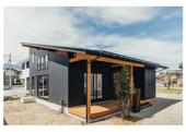 南アルプス市上八田 新築戸建3LDK ウッドデッキありの画像